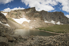 Alpine Afternoon (Aaron Spong Fine Art) Tags: lake rocky mountain national park colorado alpine winds rmnp wild basin many alice boulder grand pass thunder lakes hiking hikes hidden gem front range