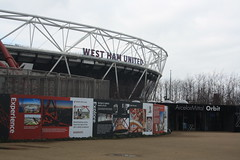 West Ham United (lazy south's travels) Tags: stratford london england english britain british uk building architecture 2012 olympics park football stadium urban capital city