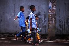 Eid Day Rhythms (N A Y E E M) Tags: kids children morning eid eidalfitr eidday colors rhythm street ashkardighirpar chittagong bangladesh carwindow