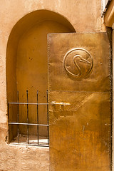 Golden Door (jarhtmd) Tags: africa morocco marrakesh canon eos70d art circle color door