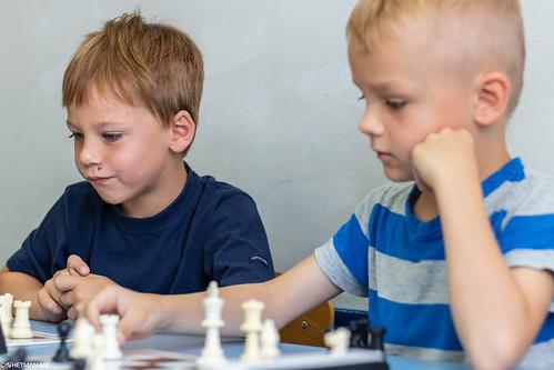 VIII Turniej Szachowy o Mistrzostwo Przedszkola Wesoła Piątka (35 of 78)