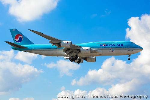Korean Air Lines, HL7632