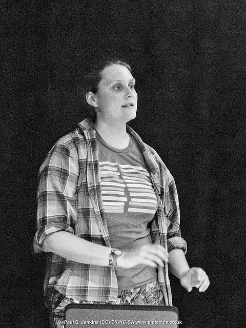 P5310150 Dr Jess Spurrell - Winchester Skeptics