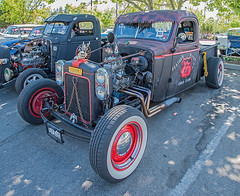 Rat Rod - Oroville, California (5/11/2018) (rbb32) Tags: automobiles orovillecalifornia