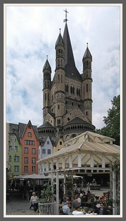Die Kölner Altstadt