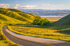 Country Road Scenic Drive! California Spring Wildflowers Superbloom Carrizo Plains National Monument! God Spilled the Paint Desert Wildflowers Super Bloom! Temblor Range! Elliot McGucken Fine Art Landscape & Nature Photography! Spring Flowers Superbloom! (45SURF Hero's Odyssey Mythology Landscapes & Godde) Tags: sony a7rii fe 24240mm f3563 oss lens sel24240 california spring wildflowers superbloom carrizo plains national monument god spilled paint desert super bloom temblor range elliot mcgucken fine art landscape nature photography wildflower