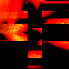 fire (j.p.yef) Tags: peterfey jpyef yef digitalart red black yellow square abstract abstrakt