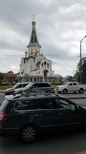 Kaliningrad, Russia - June 14-18, 2018