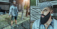 NEW POST 486 (Blogger & Owner of p.o.s.e.) Tags: volkstone menonlymonthly hipstermen lob outlier