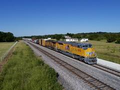 UP 3072 - Pottsboro TX (KB5WK) Tags: unionpacific up3072 uprr