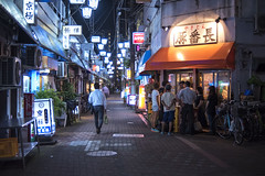THURSDAY NIGHT (ajpscs) Tags: ajpscs japan nippon 日本 japanese 東京 tokyo city people ニコン nikon d750 tokyostreetphotography streetphotography street seasonchange summer natsu なつ 夏 2018 shitamachi night nightshot tokyonight nightphotography citylights tokyoinsomnia nightview tokyoyakei 東京夜景 lights hikari 光 dayfadesandnightcomesalive alley strangers urbannight attheendoftheday urban othersideoftokyo walksoflife urbanalley tokyoscene anotherday streetoftokyo thursdaynight