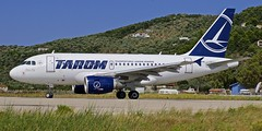 JSI/LGSK: Tarom Airbus A318-111 YR-ASB (Roland C.) Tags: jsi lgsk skiathos airport greece tarom airbus a318 a318100 yrasb a318111 airliner aircraft airplane aviation