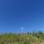 Cross @ Col des Nantets @ Hike to Pointe de Talamarche & Lanfonnet thumbnail