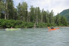IMG_4193 (DuckShepherd) Tags: kayak kayaking alaska summer 4thofjuly independenceday boat boating river water float