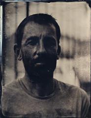 Pascal / I (Troisième type) Tags: collodion wetplate collodionhumide portrait busch pressman 4x5 lelabodutroisieme