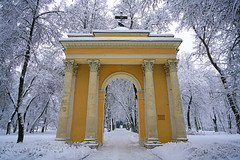 Memories of the last winter, Arkhangelskoye, Russia (Andrey Sulitskiy) Tags: russia россия архангельское arkhangelskoye