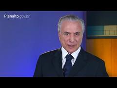 Mensagem do Presidente Michel Temer no Dia do Trabalho (portalminas) Tags: mensagem do presidente michel temer no dia trabalho