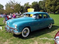 1948 Frazer Manhattan 4dr Sedan (JCarnutz) Tags: 1948 frazer manhattan orphancarshow riversidepark ypsilanti
