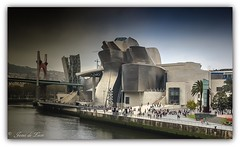 Guggenheim Bilbao (jesus.de.leon1) Tags: guggenheim bilbao españa museo paisvasco