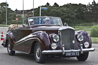 Bentley R-type DHC Park Ward 1954 (4005)