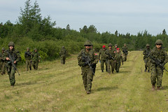 GN35-2018-0708 (Canadian Army | Armée canadienne) Tags: strongproudready fortsfiersprets caf fac 180708 militarypolice policemilitaire mps training exercise gn35 mylenefrenette oromocto newbrunswick canada ca