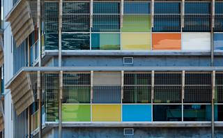 Checkerboard windows