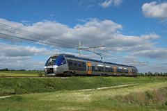 TER Midi Pyrénées (MACD 3) Tags: ter agc 27536 bombardier midi occitanie sncf train tren canon eos600d