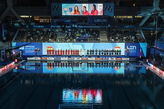 "Inauguració Campionat d'Europa LEN Waterpolo • <a style=""font-size:0.8em;"" href=""http://www.flickr.com/photos/53048790@N08/43373181552/"" target=""_blank"">View on Flickr</a>"