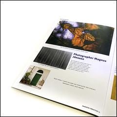 Featured on JaamZIN Creative (magnus.joensson) Tags: magazine print singapore