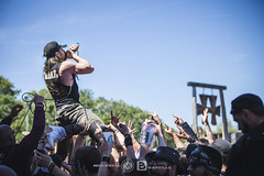 Get The Shot @ Hellfest 2018, Clisson | 23/06/2018 (Philippe Bareille) Tags: gettheshot hardcore hardcorepunk punk canadian hellfest hellfest2018 clisson france warzonestage 2018 music live livemusic festival openair openairfestival show concert gig stage band rock rockband metal heavymetal canon eos 6d canoneos6d musicwavesfr musicwaves musician jp frontman vocalist singer crowd