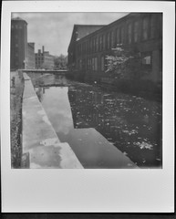 Dwight Mfg Cotton Mill (Meredith Jacobson Marciano) Tags: polaroid chicopee mill cotton