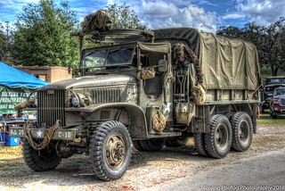 US WWII 2.5 Ton Truck