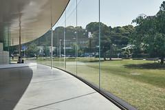 金澤21世紀美術館, Kanazawa 21st Century Museum of Contemporary Art (YELLOW Mao. 黃毛, Photographer) Tags: 日本 japan 石川 金澤 kanazawa ishikawa hokuriku 北陸 architecture museum 美術館 建築 妹島和世