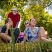 Picnic Portrait (Anvilcloud) Tags: picnic portrait grandkids explored