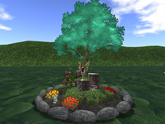 Fae spring garden 28 Prims Group Gift July 2018 (Alexandra Twitchy) Tags: firestorm secondlife dragonsmeld twitchy fae fairy fantasy bunny flowers floral secondlife:region=bastet secondlife:parcel=dragonsmeldhamletbuildinprogressbastet secondlife:x=128 secondlife:y=126 secondlife:z=2653