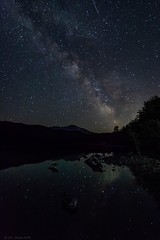 Coldwater Lake Milky Way (esimagecapture) Tags: milkyway stars astrophotography coldwaterlake nightscape mountsainthelens reflection nikon d7200 tokina1116