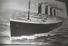 Titanic (goodfella2459) Tags: nikon f4 af nikkor 50mm f14d lens ilford delta 3200 35mm blackandwhite film analog titanic history exhibition centre sydney byron kennedy hall bwfp