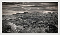 Eastern Sierra Nevada mountains 8 (Oscardaman) Tags: digital ir eastern sierra nevada mountains 8