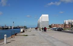 Quai de la Cunette (radio53) Tags: france nord dunkerque dunkirk architecture quai port dynamo anglais