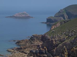 Bretonische Küste bei Fréhel