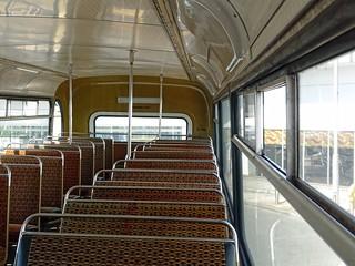SCN 268S - Leyland Atlantean interior