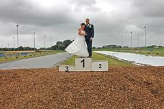 Huwelijk Eric en Nicole
