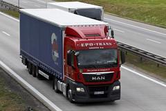 "Man Tgx E6 xlx "" EPO-TRANS "" (PL) (magicv8m) Tags: tir trans transport lkw pl a4"
