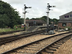 IMG_2911 (richardclarkephotos) Tags: isle wight steam railway engines tank 262 062 044 southern lswr london western