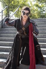 """Lexa Kom Trikru"" (dckellyphoto) Tags: cosplay dccosplayphotoshoots lexakomtrikru the100 lexa crazyjaecosplay woman female costume knife eoshe"