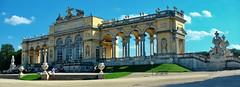 Vienna, Schönbrunn Glorieta (gerard eder) Tags: world travel reise viajes europa europe austria viena vienna wien schönbrunn palace palacio palast schloss paisajes panorama park parque glorieta architecture architektur arquitectura outdoor