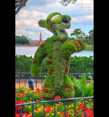 Floral Tigger - Disney's Epcot (J.L. Ramsaur Photography) Tags: jlrphotography nikond7200 nikon d7200 photography photo lakebuenavistafl centralflorida orangecounty florida 2016 engineerswithcameras winniethepooh epcot disney'sepcot photographyforgod thesouth southernphotography screamofthephotographer ibeauty jlramsaurphotography photograph pic waltdisneyworld disney disneyworld thehouseatpoohcorner aamilne tigger happiestplaceonearth wheredreamscometrue magical tennesseephotographer imagineering disneycharacter waltdisneyworldresort disneyimagineering blueskydisney flowers redflowers yellowflowers floral floraltigger clouds sky skyabove bluesky allskyandclouds bouncingiswhattiggersdobest hdr worldhdr hdraddicted bracketed photomatix hdrphotomatix hdrvillage hdrworlds hdrimaging hdrrighthererightnow nature outdoors nature'spaintbrush naturesbeauty craftednature