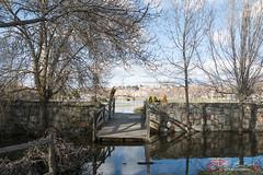Primavera lluviosa (PeRRo_RoJo®) Tags: puente inundación paisaje a77ii infraestructura naturaleza sony agua parque 77ii alpha bridge disaster ilca77m2 landscape nature slt sonya77ii water aqua ávila castillayleón españa es