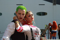 MCM Saturday 2018 LII (Lee Nichols) Tags: mcmsaturday2018 mcm mcmcomiccon cosplay canoneos600d costume cosplayers costumes comiccon londonexcel mcmlondonmay2018 thejoker harleyquinn joker harley