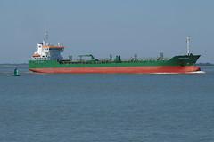 'Thun Gazelle' - Felixstowe (Neil Pulling) Tags: shipping havenports thungazelle felixstowe harwich tanker ship transport uk eastanglia northsea nordsee essex suffolk